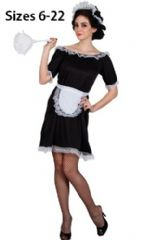Classic French Maid (EF2126)